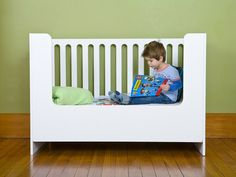 Mocka Amalfi Cot Toddler Bed Conversion