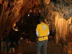Galería de fotos » Excursiones - Cueva de Valporquero | GMR summercamps