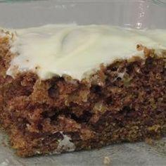 Green Tomato Cake Allrecipes.com