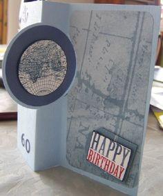 Stefans 60th Birthday Card