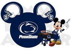 Penn state disney