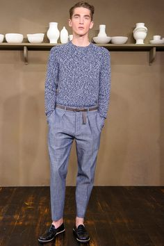 Paris Fashion Week (Menswear): Carven - Spring 2014
