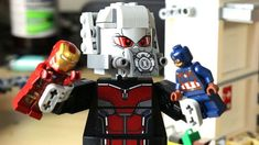 Now Kiss -  Giant Man helps Iron Man and Captain America work out their issues with fighting in the recently-released Captain America: Civil War LEGO sets. Tune in this coming weekend for a more in-depth look at them via the latest episode of Toy Time.  Read more…     Kotaku  http://tvseriesfullepisodes.com/index.php/2016/03/09/now-kiss/