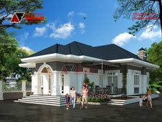 Modern Small House Design, My House Plans, Bus Station, Cabin Homes, Bed Design, Mansions, Interior Design, House Styles, Outdoor Decor