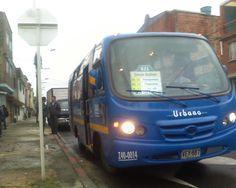 La ruta de servicio urbano 621 recorre la ciudad Christian Farfan nos envía su imagen.