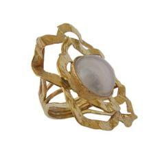 anel flor colecoes