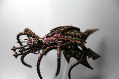 A Wild Helsquid Appears (Heldrake Conversion, now painted)