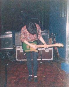 Johnny Marr: The Smiths at Fairways Hotel, Dundalk, Ireland on February 11, 1986 ― via goldenlightsfan Tumblr.