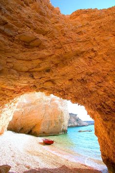 Koufonissi Gala Beach ~ Greece