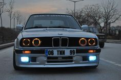 I love you bmw e30 « Tuning ve Modifiye