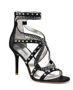 MICHAEL Michael Kors Larissa Studded Strappy Sandal