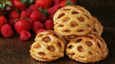 Puff Pastry Decorations 4 Ways - YouTube