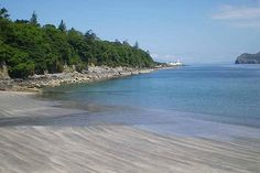 Glanleam beach Valentia Island