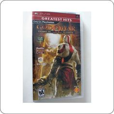 PSP God Of War Chains Of Olympus R$74.90
