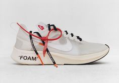 """OFF WHITE Nike """"The Ten"""" Zoom Fly"""