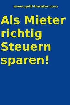 Steuererklärung Tipps für Mieter With these tax return tips you can save a lot of tax as a tenant! Hair Loss Medication, Money Plan, Savings Planner, Budget Planer, Diy Projects For Beginners, New Hobbies, Financial Planning, Finance Tips, Money Management
