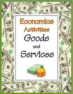 FREE Print-and-Go Activity Sheets~ Goods and Services Economics worksheets to introduce or review key concepts! Companion products also available.
