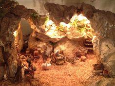nacimiento Christmas Villages, Christmas Nativity, Christmas 2019, Christmas Holidays, Christmas Decorations, Christmas Tree, Xmas Crafts, Diy And Crafts, O Holy Night