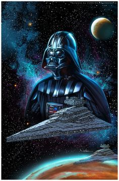 Darth Vader by Valzonline | Raiders of the Lost Tumblr