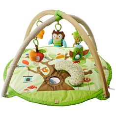 Was £70.00 > Now £47.56.  Save 32% off Skip Hop Treetop Friends Activity Gym #2StarDeal, #ActivityEntertainment, #Baby, #PlaymatsFloorGyms, #Under50