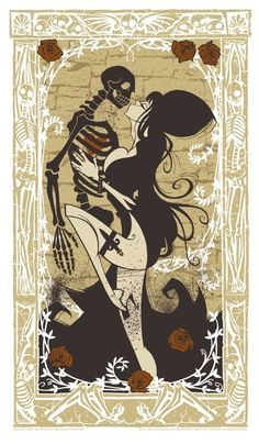 Elvira Poster by Gris Grimly