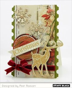 70 best seasons greetings christmas 2014 images on pinterest a week of sentimental inspiration on the penny black blog featuring our new seasons greetings 2014 m4hsunfo