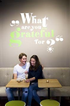 With love!  @Gratitude-organic eatery