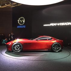 #mazda rx-vision concept promises a rotary revival--but how? #tokyomotorshow
