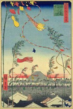 Tanabata Matsuri: la festa delle stelle innamorate