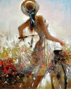 """"""" painting by Willem Haenraets """" Human Figure Drawing, Fine Art, Mural Art, Figurative Art, Art Pictures, Art Girl, Painting & Drawing, Amazing Art, Watercolor Art"""
