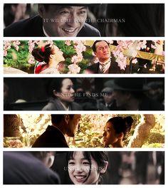 Memoirs of a Geisha, love this movie <3