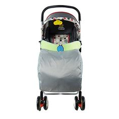 Voberry Weatherproof Baby Stroller Socks Pram Winter Essential Trolleys Jumbo Foot Cover Stroller Green >>> Continue to the product at the image link.-It is an affiliate link to Amazon. #BabyStrollers