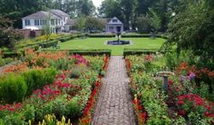 Fort Ticonderogas Kings Garden Opens for the Season