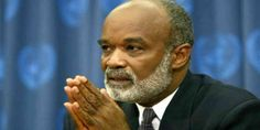 "Top News: ""HAITI POLITICS: Rene Preval Biography"" - http://politicoscope.com/wp-content/uploads/2017/03/Rene-Preval-Haiti-Healine-Politics-News.jpg - René García Préval was born 17 January 1943. 1996 and 2001 he was Haiti President and 2006 elected for second term of 5 years. Read Rene Preval Biography.  on World Political News - http://politicoscope.com/2017/03/04/haiti-politics-rene-preval-biography/."