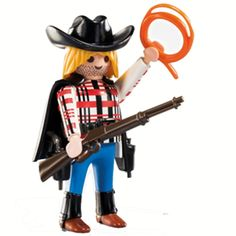 Playmobil - 5458 - Serie 6 Chicos - Vaquero Legoland, Diy And Crafts, Toys, Kid Stuff, Leo, Vintage, Dresses, Activity Toys, Mockup