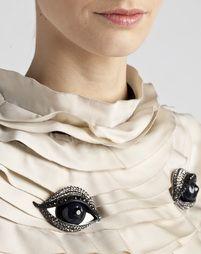 Lanvin - Jewelry - eye brooches