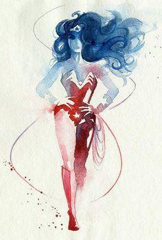 Wonder Woman by ?