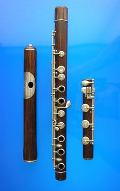 1832 Boehm system flute (Lot, before 1850)