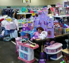 Clothes, costumes, shoes, bikes, books, toys, games, and so much more! If you need anything for your kiddos, it's here!  Don't miss the New Albany KidStuff Sale today (5-9), tomorrow (9-7), and Saturday (9-7) at the National Guard Armory 2909 Grant Line Rd