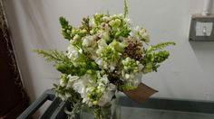 Out of the field bridal bouquet II Fields, Floral Wreath, Bouquet, Wreaths, Bridal, Gallery, Flowers, Plants, Home Decor