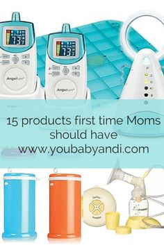 15 products first time moms should have. http://www.youbabyandi.com/15-products-first-time-moms-should-have/