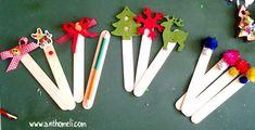 Ιδέες για εύκολες χριστουγεννιάτικες κατασκευές παρέα με τα παιδιά - Anthomeli