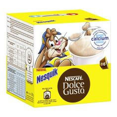 Nescafé Dolce Gusto Nesquik, 16 Capsules - http://hotcoffeepods.com/nescafe-dolce-gusto-nesquik-16-capsules/