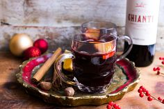 It's Christmas! And Mulled Wine is the ULTIMATE Christmas drink. Donal's classic Mulled Wine recipe uses the zest and juice of clementines, lemon and lime, c. Xmas Food, Christmas Cooking, Christmas Foods, Christmas 2015, Family Christmas, Christmas Recipes, Christmas Ideas, Holiday, Christmas Drinks Alcohol