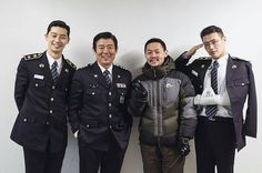 "73 Likes, 3 Comments - Park Seo Joon Gallery (@seojunstar1216) on Instagram: ""@Regrann from @astudio_ -  #magazinem 203호엔 2017년 최고기대작 #김주환감독님 의 #청년경찰 현장공개  숟가락얹지못해 이렇게라도…"""