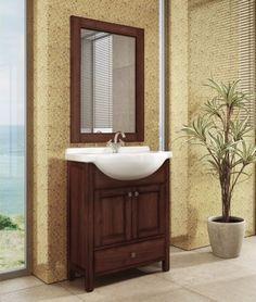 Toscana 75 fürdőszobabútor komplett - fürdőszobabútor, rusztikus fürdőszobabútor