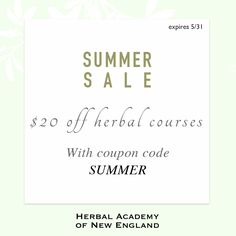 100 best herbal academy coupons our favorites images on pinterest start your herbal studies in the online introductory herbal course and get 20 off your enrollment fandeluxe Gallery