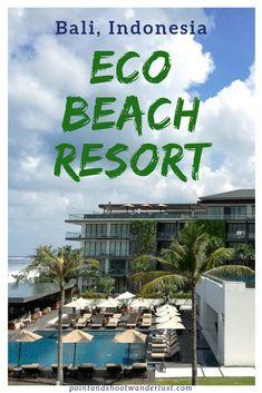Alila Seminyak - Eco Beach Resort in Bali Indonesia China Travel, Bali Travel, Africa Travel, Travel Usa, Luxury Travel, Bali Indonesia Hotels, Bali Accommodation, Vietnam, Thailand