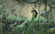 Superb Moleskine Art by Rodrigo Enrique Luff | Abduzeedo | Graphic Design Inspiration and Photoshop Tutorials