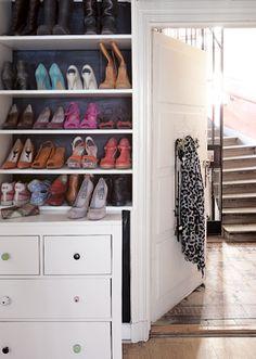 Una de estar hermosa: En casa, en confortable casa!